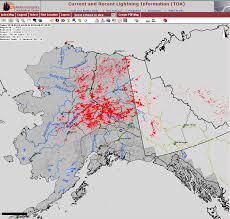 Blm Maps New Fires Keep Blm Alaska Fire Service Busy Sunday Ak Fire Info