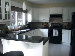 gray kitchen cabinets with black appliances modern kitchen designs with black appliances