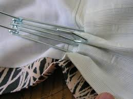 Curtain Hooks Pinch Pleat Sewing 101 Pleated Lined Drapes U2013 Design Sponge