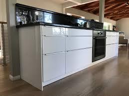 Sektion Kitchen Cabinets Finished And Completed Ikea Kitchen Sektion Cabinets Ringhult
