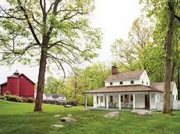 farmhouse with wrap around porch home design simple front porch plans country farmhouse wrap around