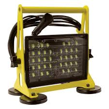 Portable Work Light Portable Magnetic Led Work Light Kit U2013 Model 523