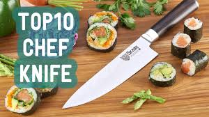 top 10 best chef knife 2016 youtube