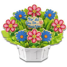 cookie baskets cookie bouquets