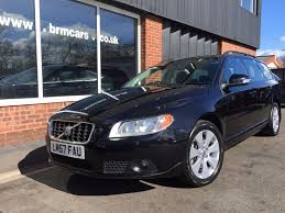 used volvo v70 black for sale motors co uk