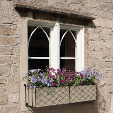 Window Boxes Planters by Beautiful Window Box Planters Style John Robinson House Decor