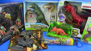 dinosaurs toys for dinosaurs jurassic world t rex