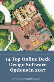 best 25 deck design software ideas only on pinterest free deck