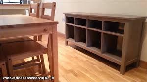ikea hemnes furniture bed wardrobe console table shelving unit