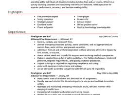 Firefighter Resume Objective Examples by Oceanfronthomesforsaleus Marvellous Best Resume Sample In Word