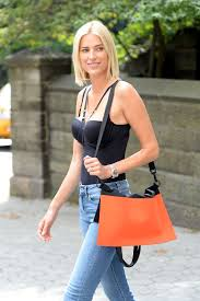 what does josh kristens husband do from rhony kristen taekman s orange black street style tote real housewives