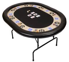 8 person poker table premium compact 8 person poker table with folding legs pt2400blk