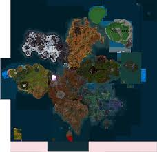 World Of Warcraft Map What Do You Think That Huge Secret Land Is World Of Warcraft Forums