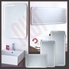 entrancing 60 illuminated bathroom mirror cabinet shaver socket