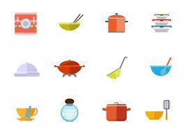 jeux de cuisine libre gratuit jeu d ustensiles de cuisine télécharger des vecteurs gratuitement