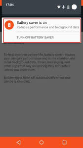 battery savers for androids what s battery saver in android lollipop android guides