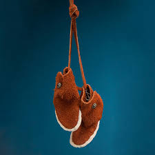 navajo moccasin ornament by leo benally susan s shop