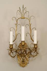 Crystal Wall Sconces by 226 Best Sconces Images On Pinterest Wall Sconces Wall Lights