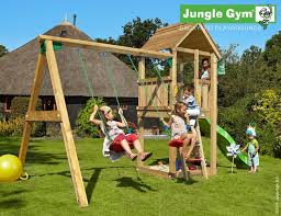 garden swings and slides club 2 swing