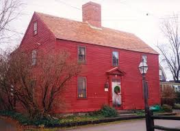 36 painting the town red one of a group of historic homes u2026 flickr
