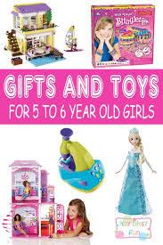 5 Years Old Girl Birthday Gift Ideas