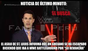 Undertaker Memes - wwe los memes del retorno de the undertaker en battleground 2015