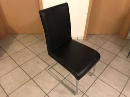 schwingstühle esszimmer 6 stühle schwingstühle schwarz esszimmer küche in nordrhein