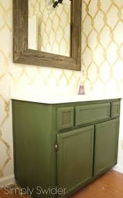 make laminate cabinets look high end with milk paint ideas for
