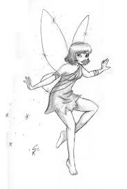 fairy drawn on tn trip by gingersketches on deviantart