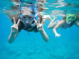 jeep snorkel underwater beach by kayak or snorkel from your villa homeaway estate