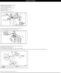 mazda cx 9 grand touring how to remove install brake booster