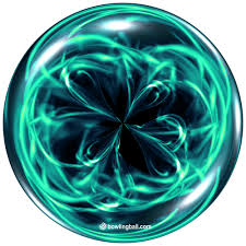 bowling otb vortex green bowlingball exclusive