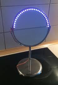 trensum mirror with backlight ikea hackers ikea hackers