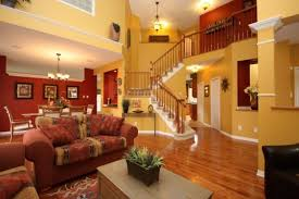 wonderfull what color furniture goes with yellow walls designs