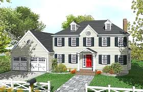 a frame style house american houses style a frame colonial house plans elegant style