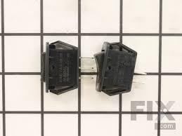 how to replace broan range hood light switch broan range hood light switch black 41000 d thru l s97016970 fix com