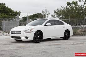 white nissan maxima interior vossen wheels nissan maxima vossen vvs082