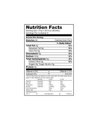 wyler s light singles to go nutritional information wylers light pops