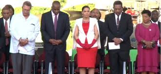 Portfolio Of Cabinet Ministers Seventeen Member Cabinet Of Ministers Sworn In U2013 Dominica News Online