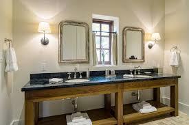 innovative rustic mirrors look austin rustic bathroom decorating