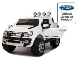 electric jeep for kids licensed ford ranger premium upgraded 12v kids electric jeep white