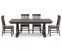 Black Dining Room Table And Chairs by Dining Room Sets Kitchen Table Sets Furniture Row