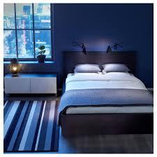 blue and black rooms teenage boy bjyapu bedroom boyroom red bed
