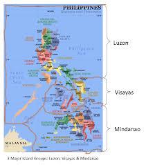 Luzon Map Where In The World Is Cebu U2013 I Walk Alone