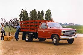 Classic Chevy Trucks 80s - history of service and utility bodies for trucks