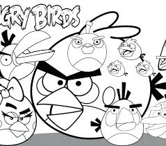 angry birds epic pigs coloring pages space printable for kids
