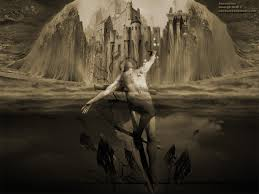modern art surrealism poster print wallpaper jesus christ