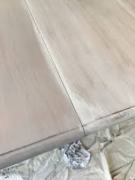 Laminate Flooring White Wash How To Do A Gray And White Wash To Get The Restoration Hardware