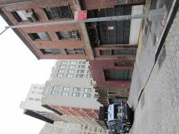 nine story building will replace 1920s garages in tribeca