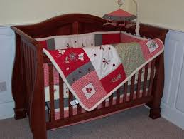 cherry sleigh crib by stevengaletodd lumberjocks com